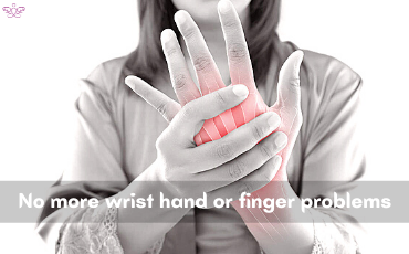 Wrist, hand and finger pain